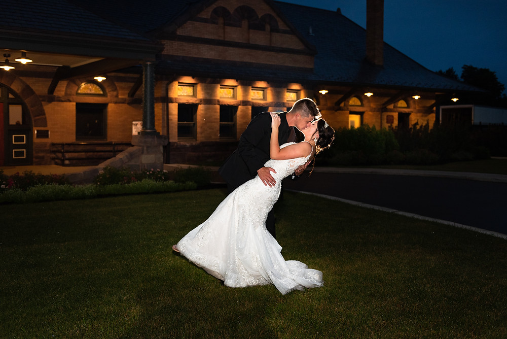 Beaver Station Cultural and Event Center wedding
