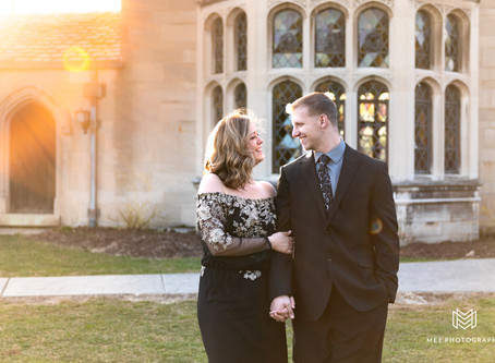 Hartwood Acres Mansion Engagement Session: Harley & Jeff
