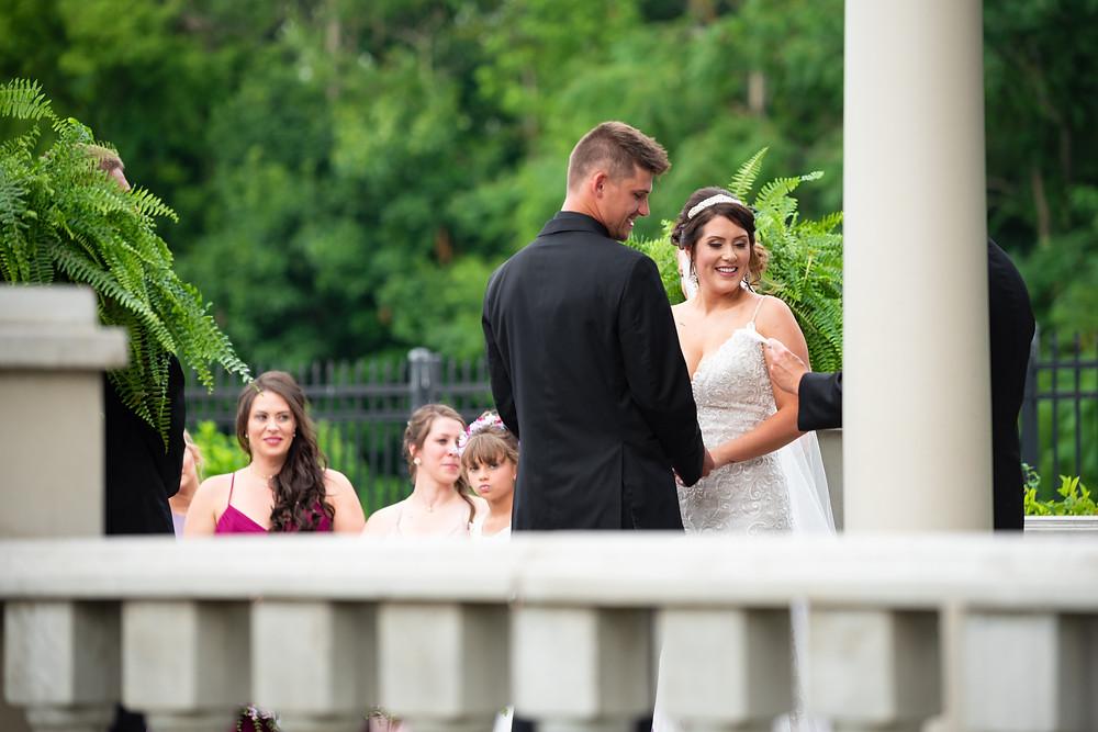 Beaver, Pennsylvania wedding photographer