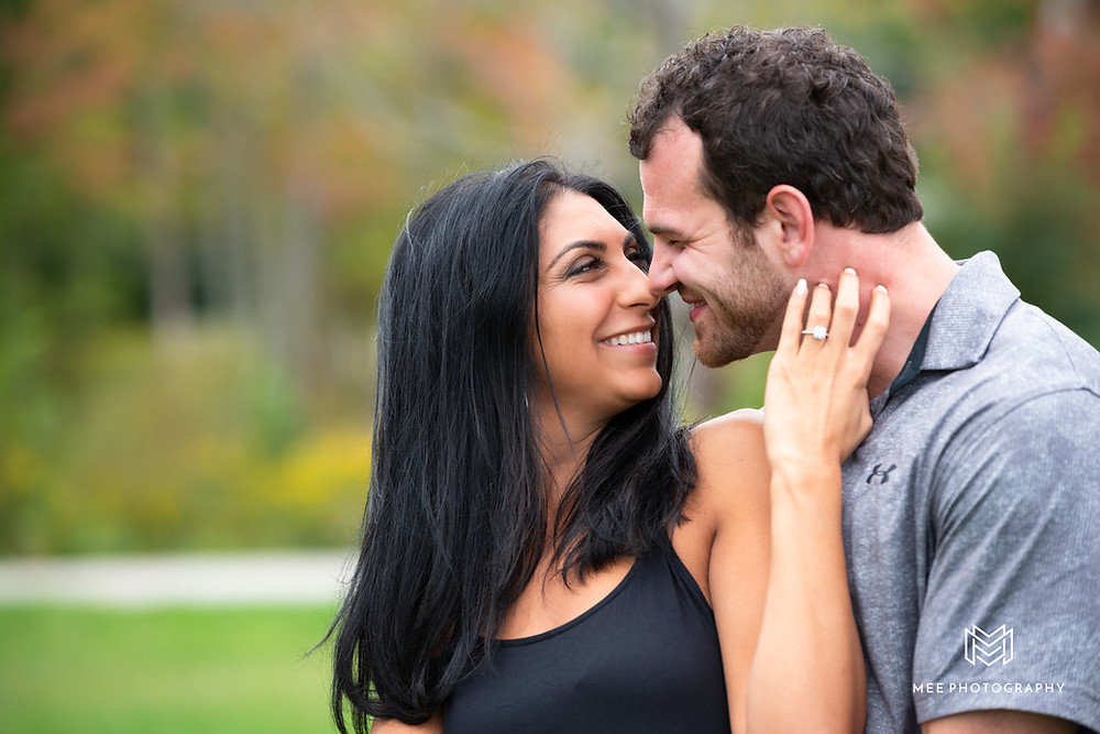 Proposal at The Vinyards at Pine Lake