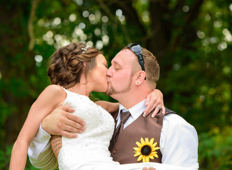 Country Wedding: Tayler & Dylan