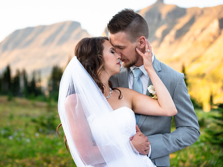 Glacier National Park Styled Shoot