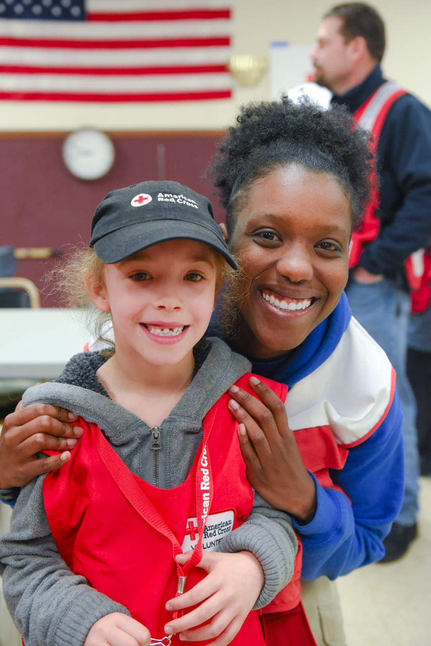 I volunteered to photograph the Red Cross Sound the Alarm event in Aliquippa