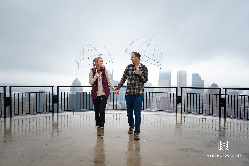 Pittsburgh proposal on the Mount Washington Overlook