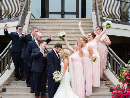 The Lake Club of Ohio Wedding : Rachel & John