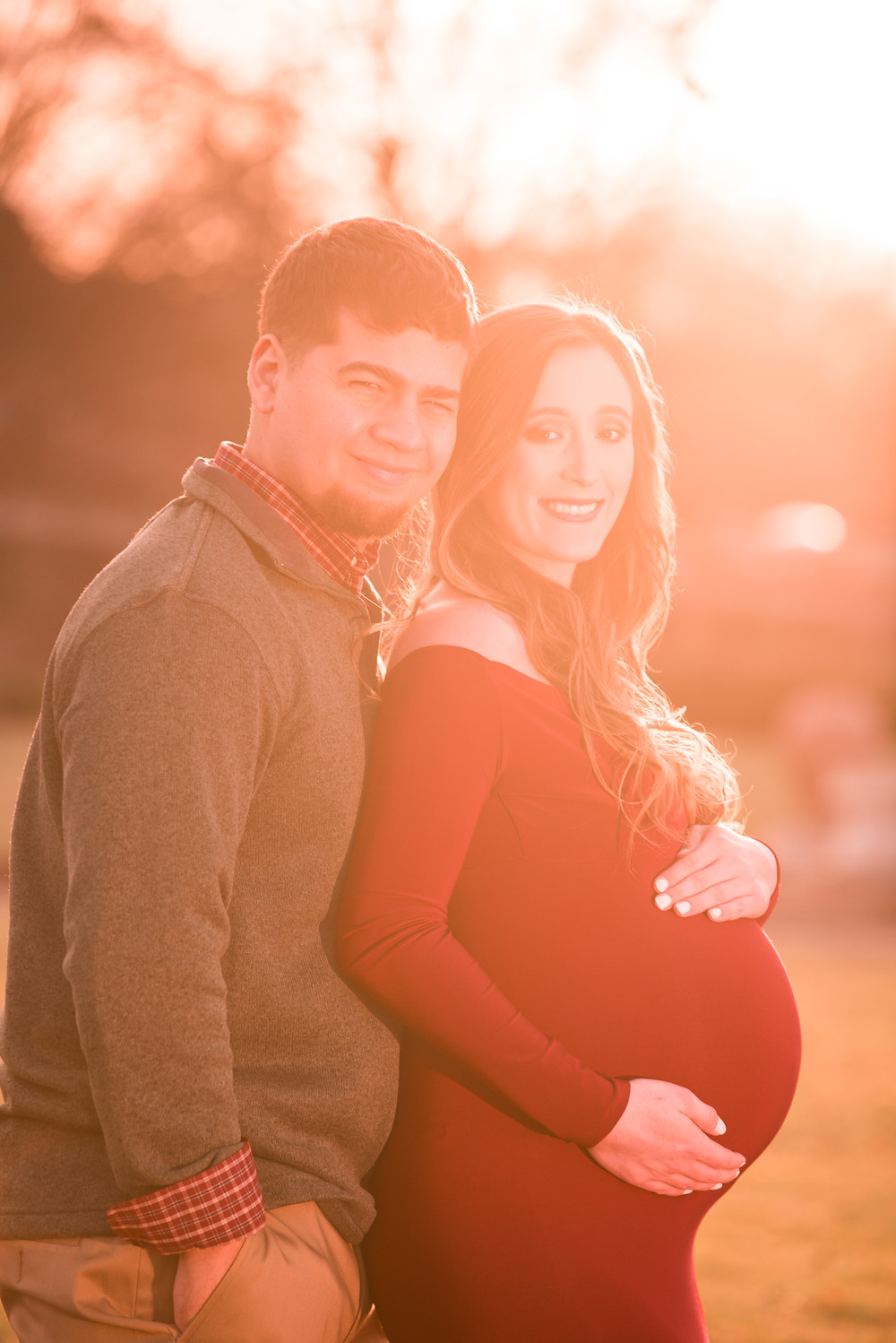 Pittsburgh maternity photo session