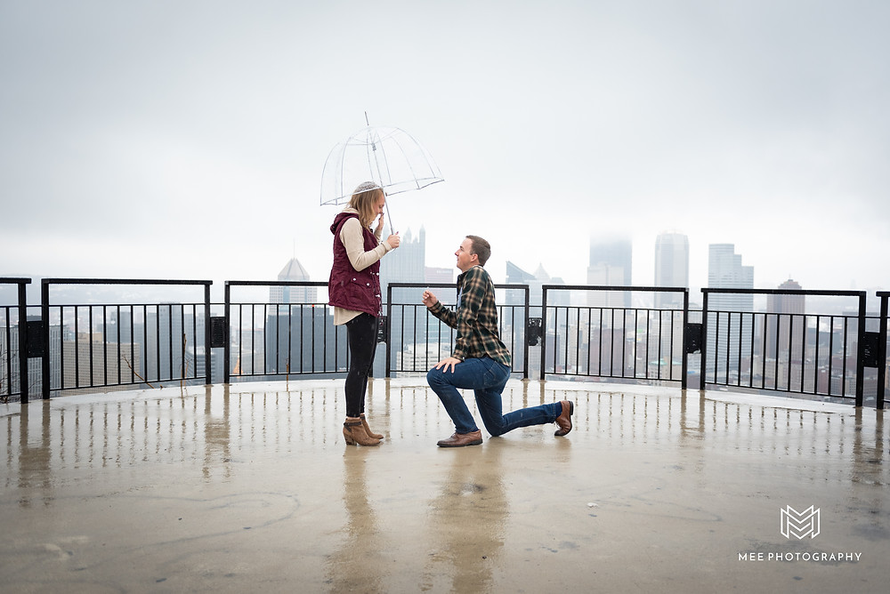 Pittsburgh proposal photographer