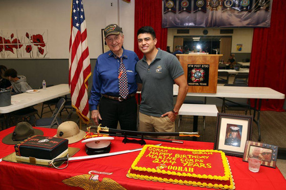USMC 244th Birthday