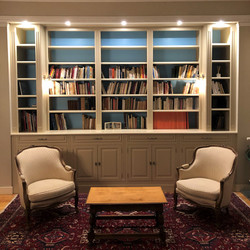 Bibliotheque Bicolore