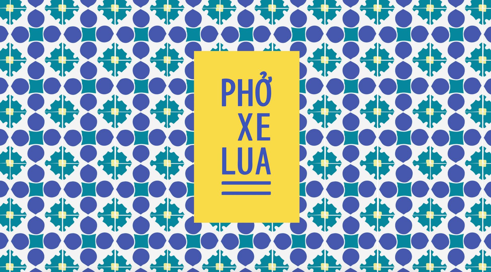 Pho XeLua Logo