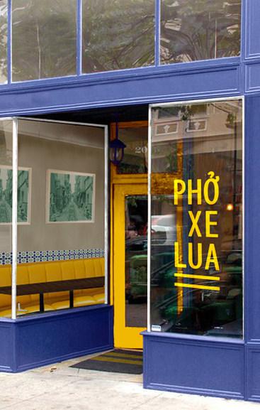 Brand Identity | Pho XeLua