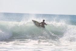 Mauricio at K59 | Surf El Salvador
