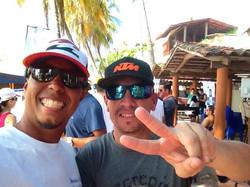 Mauricio & Hector | Surf El Salvador
