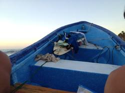 Boat trip to Punta Mango