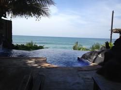 Hotel view | Surf El Salvador