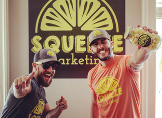 Squeeze Marketing — Celebrating One Year In Business!