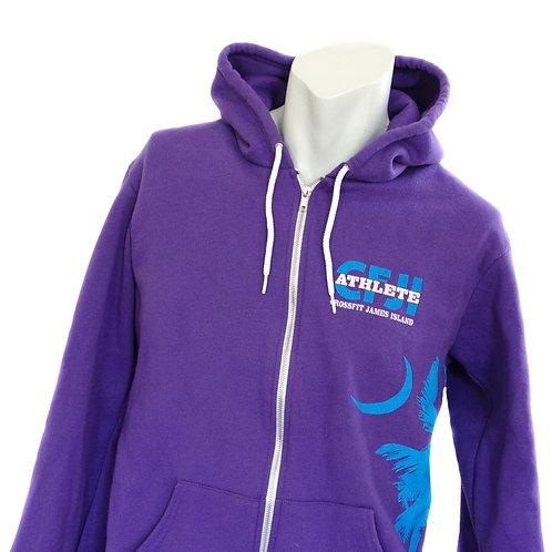 Purple CFJI Hoodie