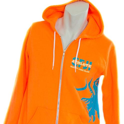 Orange CFJI Hoodie