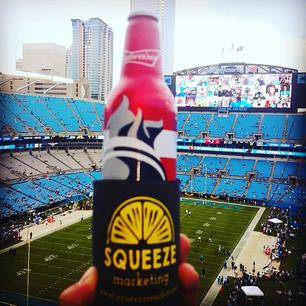 Charlotte, NC / Panthers Game