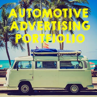 Automotive Advertising Portfolio