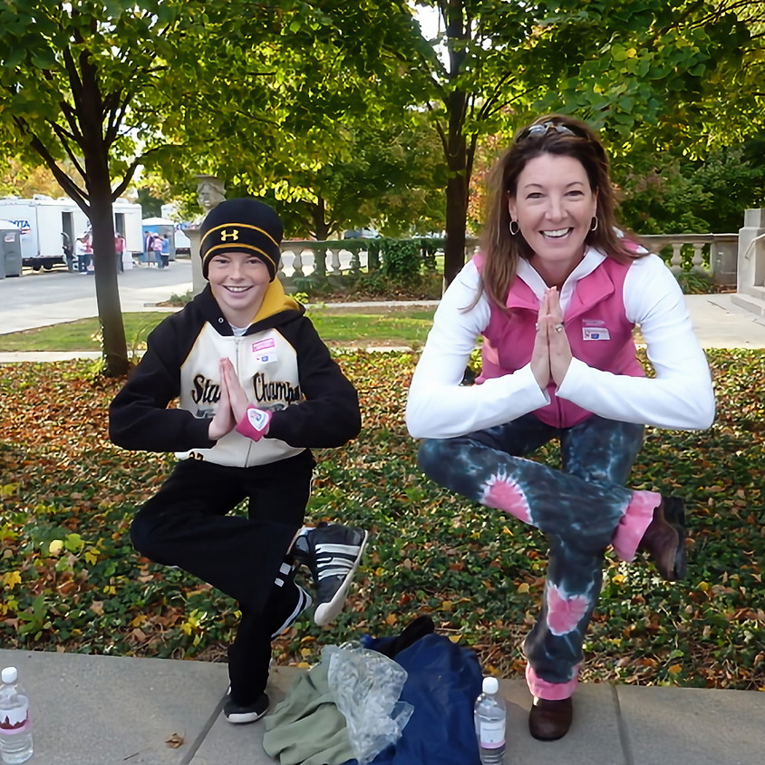 Young Yogis Class (Ages 6-9)