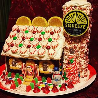 Gingerbread Office / Highland Lakes, NJ