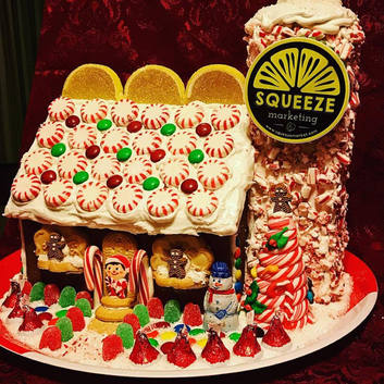 Gingerbread Office / Highland Lakes, NJ