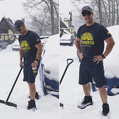 Snow Shoveling / Oak Ridge, NJ