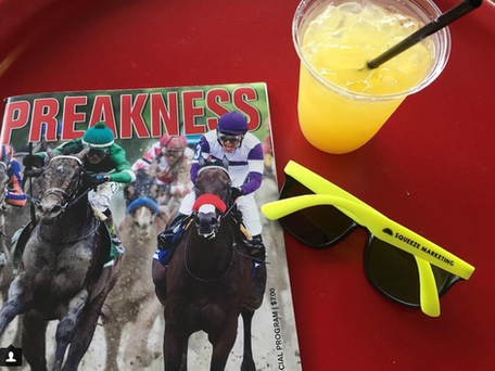 Preakness Racetrack / Baltimore, MD