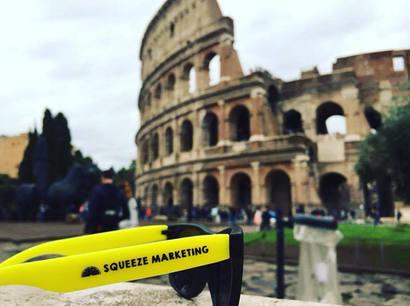 Rome, Italy / Roman Colloseum