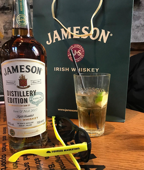 Jameson Distillery / Dublin, Ireland