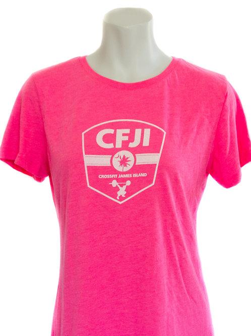 CFJI Pink (I Hate You) Women's Tee