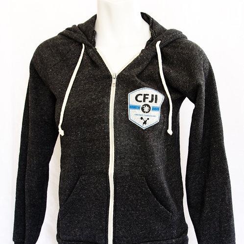 Grey CFJI Hoodie