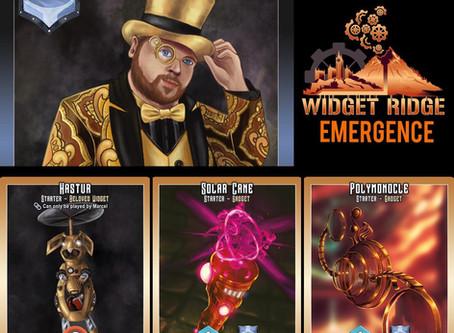 Widget Ridge: Emergence is live (Emergence of a Widget Ridge expansion)