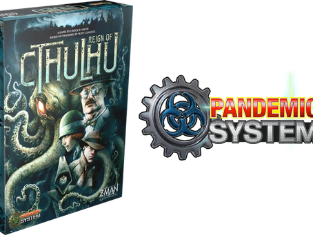 The Pandemic Survival series becomes Pandemic System