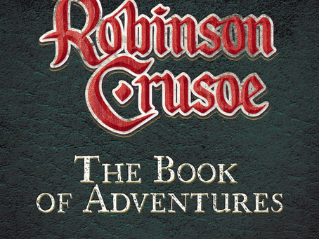 Upcoming Kickstarter from Portal Games: Scenario Book for Robinson Crusoe
