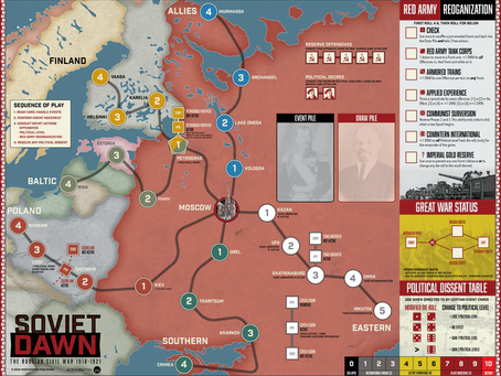 Soviet Dawn Deluxe Edition is live (Soviet Dawn rises again)