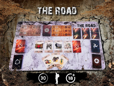 The Road is live (Hit The Road and don't you come back)