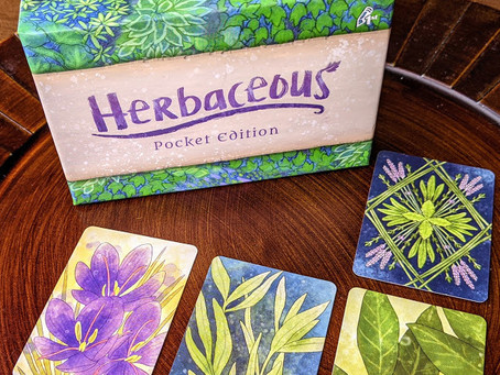 Herbaceous Pocket is live (Carry your herbs in your pocket)