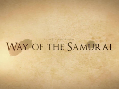 Way of the Samurai is live (Samurai card fight)