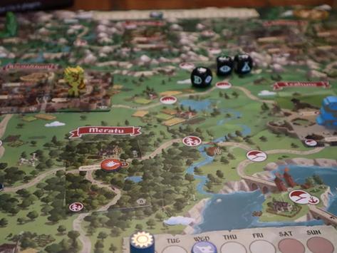 Lands of Galzyr is live (Journeys across Galzyr)