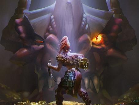 Follow up on Dragon Hunters