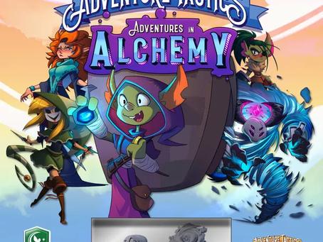 Adventure Tactics: Adventures in Alchemy is live (Expand your Adventure Tactics)