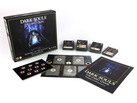 Dark Souls: The Card Game gets a new expansion