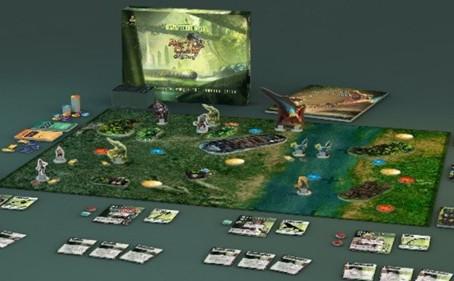 Ulaya Chronicles: Raptor Claw Island is live