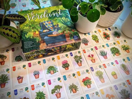 Verdant is live (Interior gardens)
