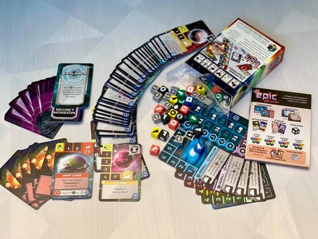 Ultra Tiny Epic Galaxies is live