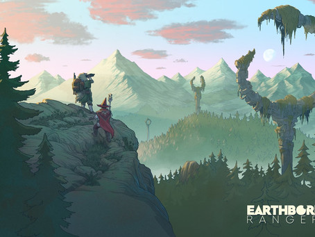 Earthborne Rangers is live (Rangers of the far future)