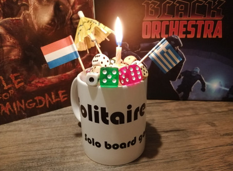 Solitaire Times is one year old! Celebrate with us and win games!