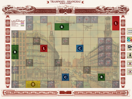 Tramways: Adelaide/Shanghai maps are live